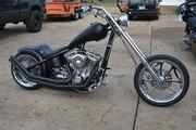 2004 Swift Bar Chopper Hardtail Only 5, 044 miles on it